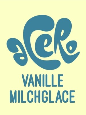 Acero Vanille Milchglacé
