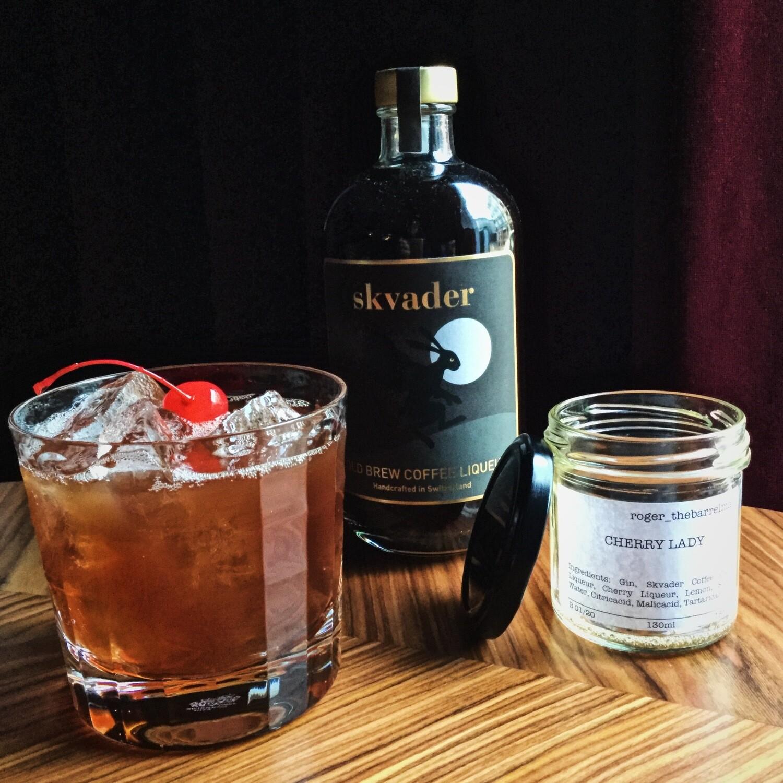 roger_thebarrelman Cocktail - Cherry Lady