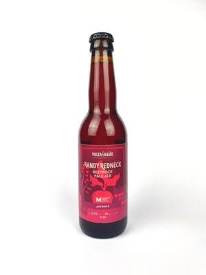 Volta Bräu Randy Redneck - Beetroot Pale Ale