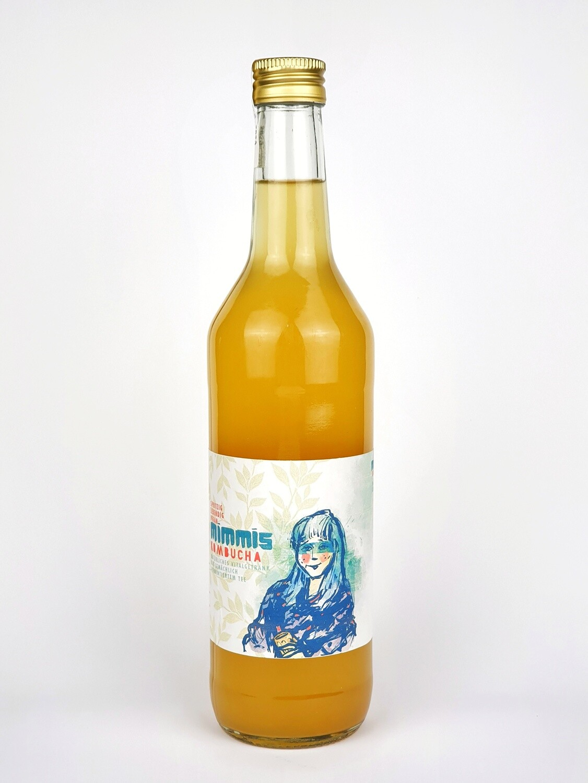 Mimmis Kombucha Passionsfrucht 500ml