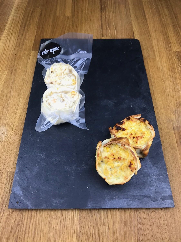 Acento Argentino - Empanadas Maíz