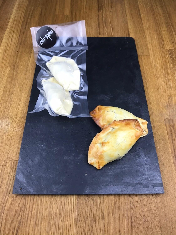 Acento Argentino - Empanadas Espinaca