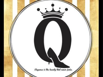 Queen's Gift card
