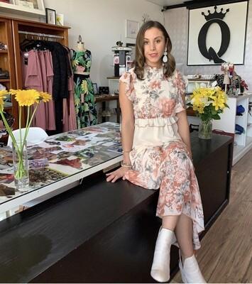 Angela Flirty Dress