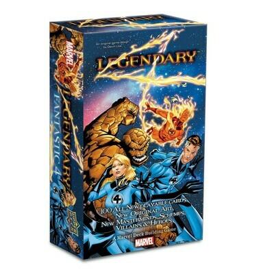 Legendary Fanstasic Four