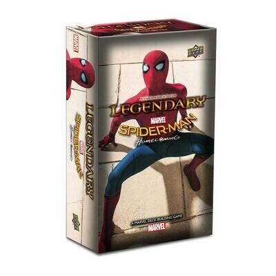 Legendary: Spider-Man Homecoming