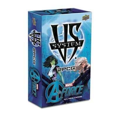 VS System 2PCG Marvel A Force