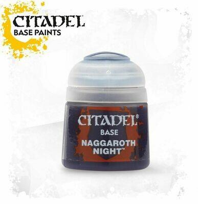Citadel Base Naggaroth Night