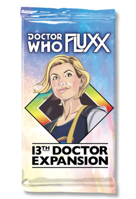 Dr Who Fluxx 13th Doctor