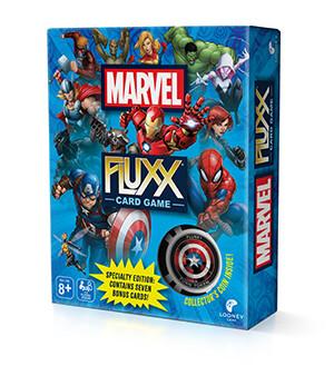 Marvel Fluxx Specialty