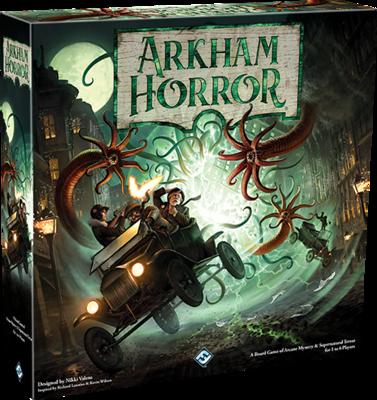 Arkham Horror 3rd  Edition Core Set