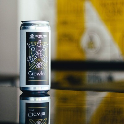 The Brew Become One: Crowler