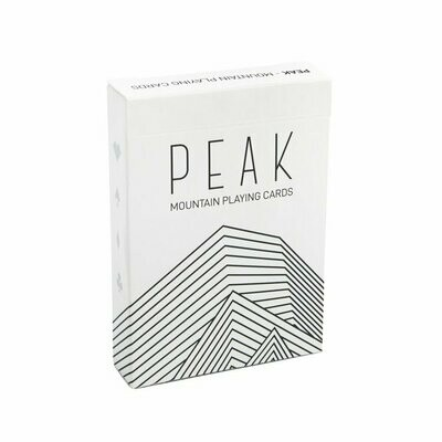 Peak Mountain Playing Cards