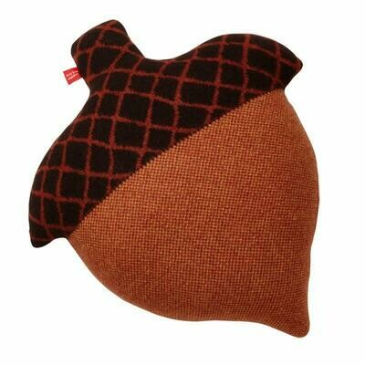 Donna Wilson | Acorn Shaped Cushion Brown