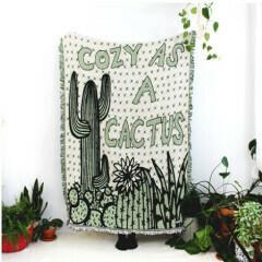 Cozy as a Cactus