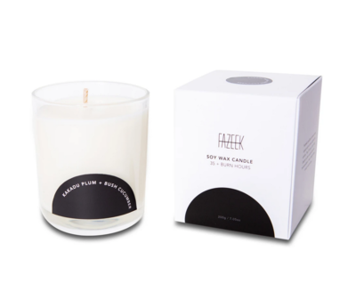 Kakadu Plum + Blush Cucumber Candle