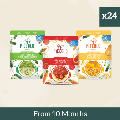 Piccolo Organic Complete Meals