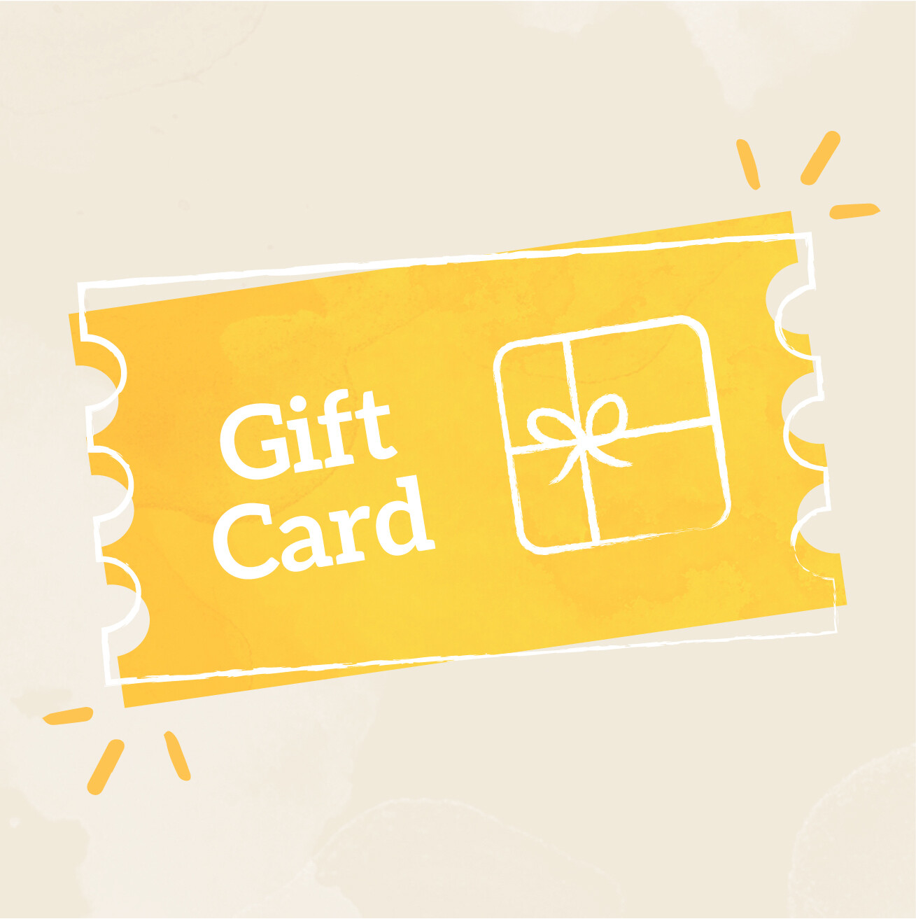 Piccolo Foods Online Store Gift card
