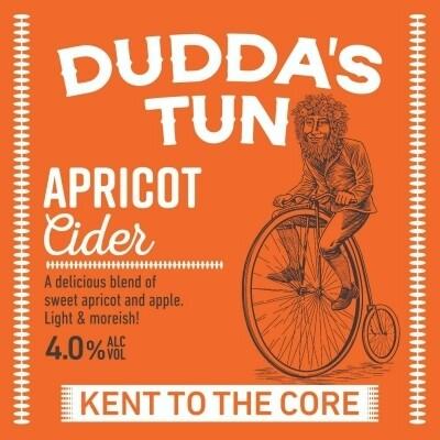 Dudda's Tun - Apricot Cider
