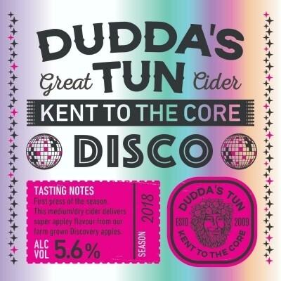 Dudda's Tun - Disco Cider