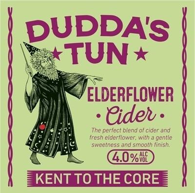 Dudda's Tun - Elderflower Cider
