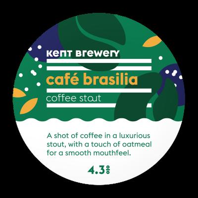 Kent Brewery - Cafe Brasilia