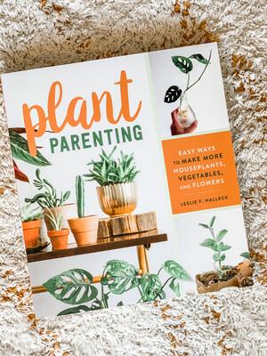 PLANT PARENTING- BOOK