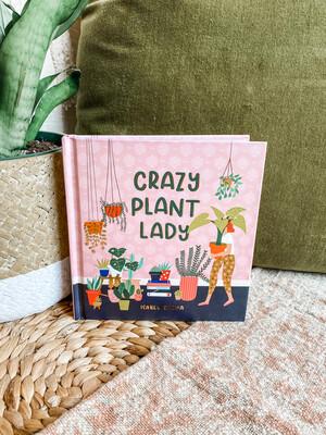 CRAZY PLANT LADY- BOOK