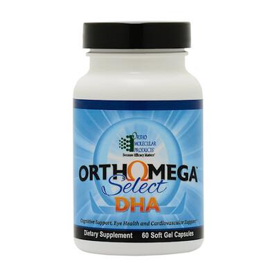 Ortho Omega Select DHA (fish oil)