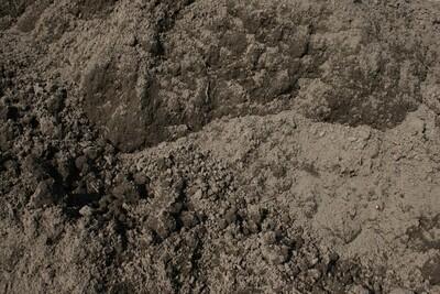 Bulk Topsoil Blend by the yard