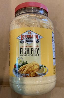 LA New Orleans Fish Fry 5.5LBS