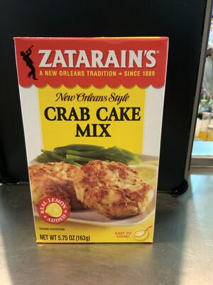 Zatarain's Crab Cake Mix