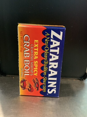 Zatarain's Extra Spicy  3oz
