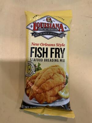 LA  New Orleans Fish Fry 10oz