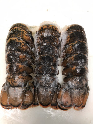 LOBSTER TAILS 4-5 Oz.  Quantity 3 Per Package