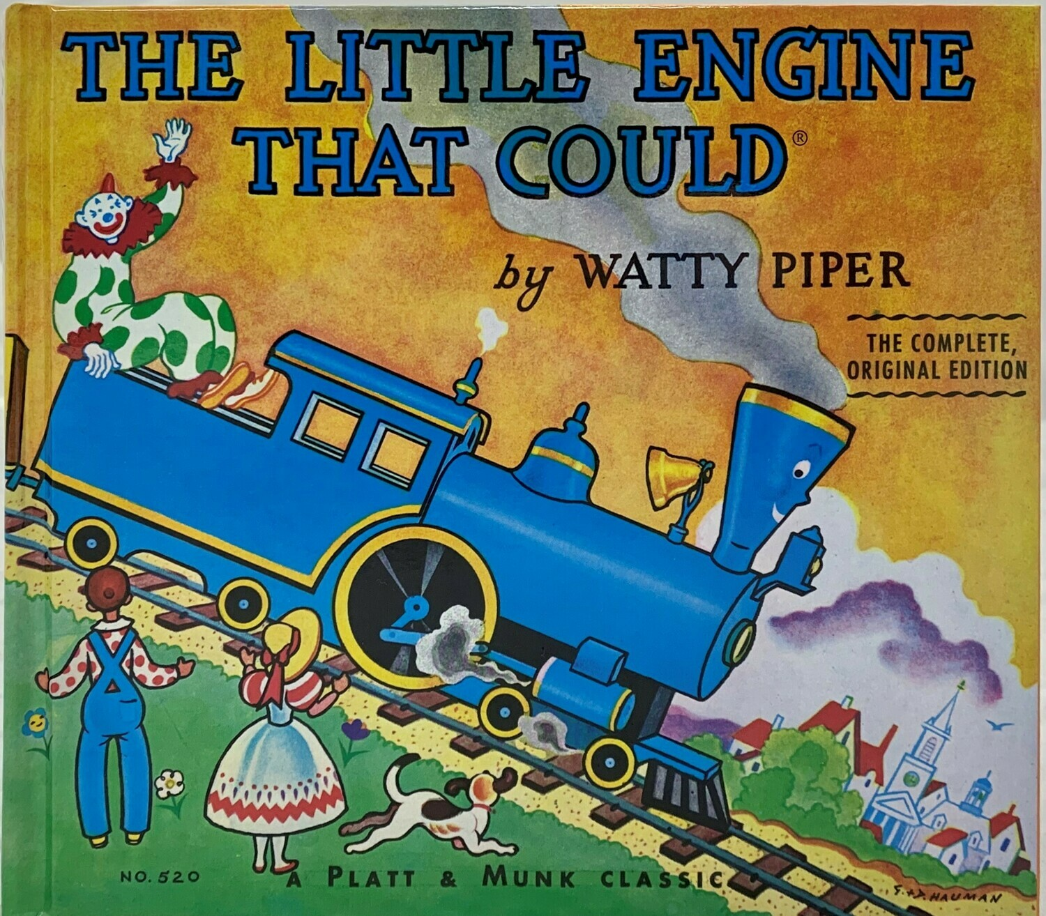 The Little Engine That Could - Hardcover