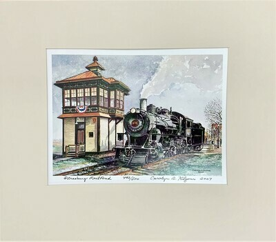 Print - SRR (#475) Matted