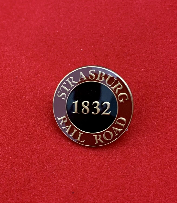 Pin - SRR Logo 1832