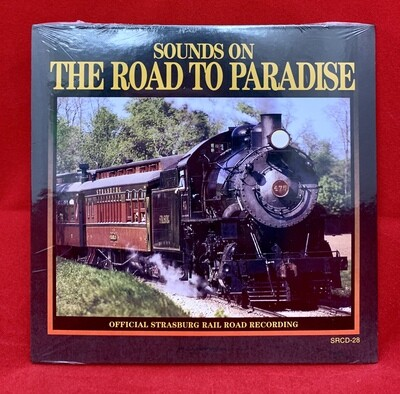 CD - Sounds on the Road to Paradise
