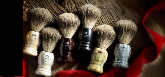 Shaving Brushes - Super Badger