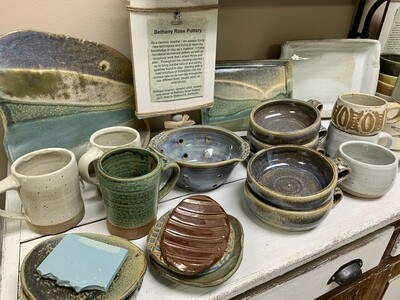 Bethany Rose Pottery