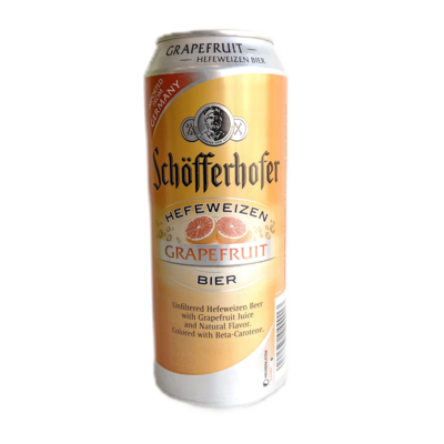 CANS Schofferhofer Grapefruit