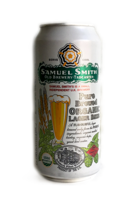 Samuel Smith Organic Lager Beer