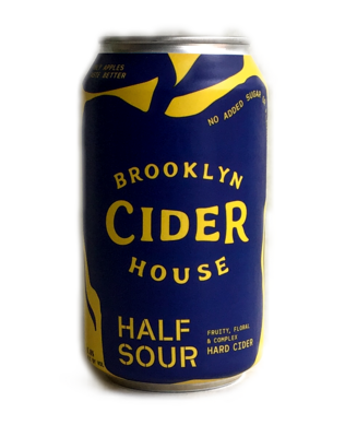 Brooklyn Cider Half Sour