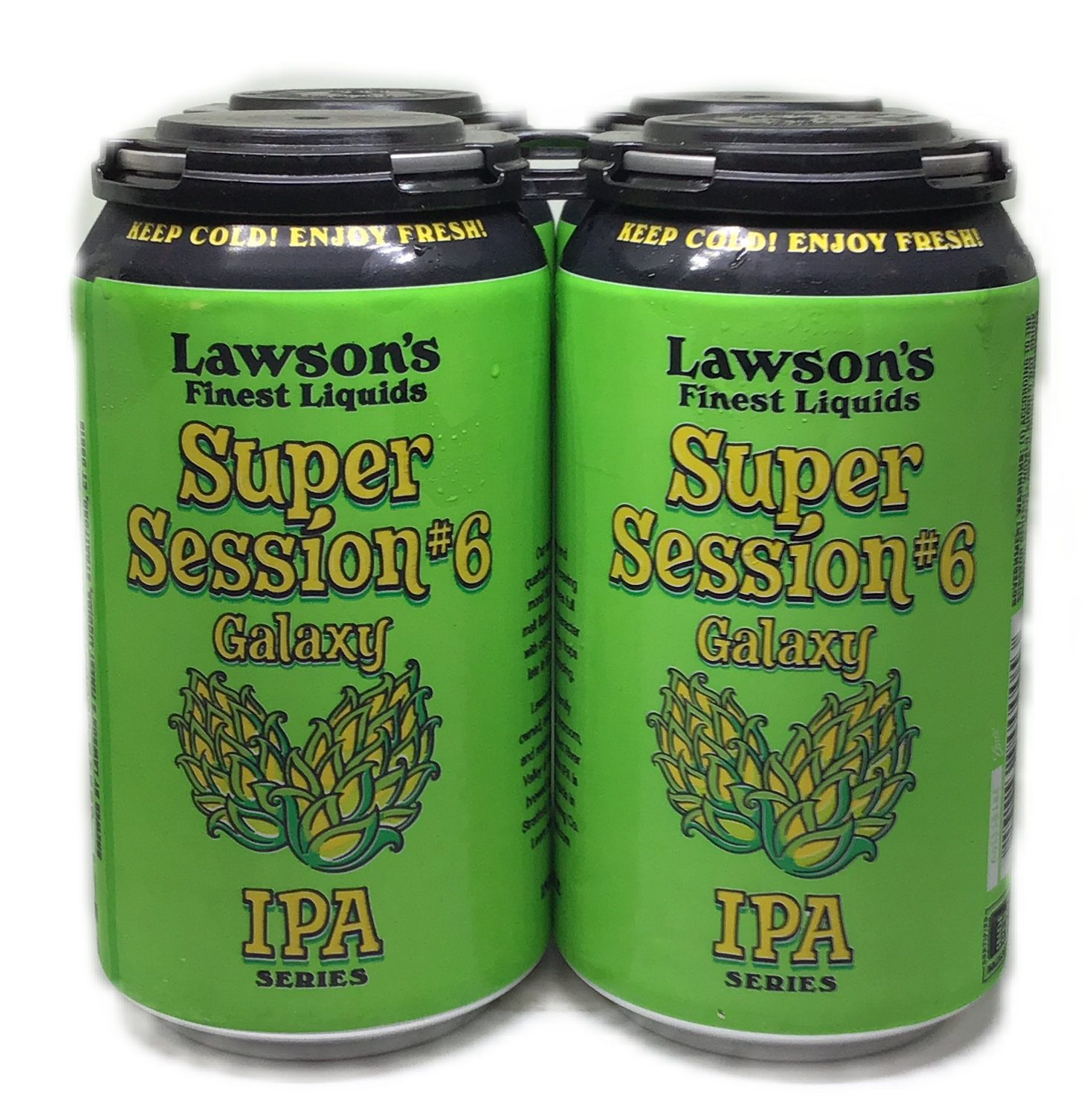 4-PACK Lawsons Super Session 6