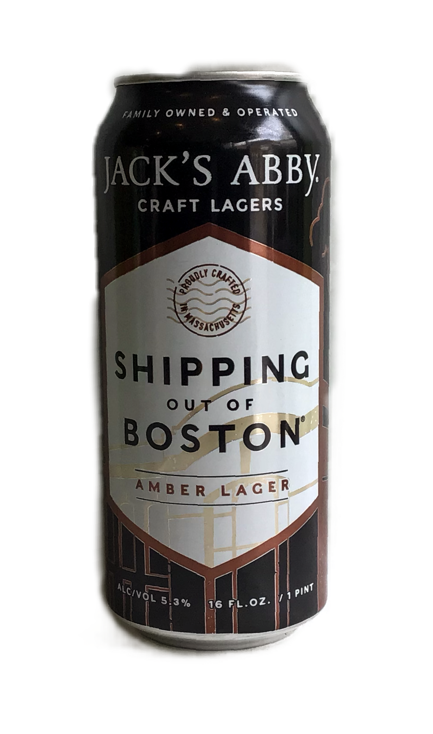 Jacks Abby Shipping Out of Boston
