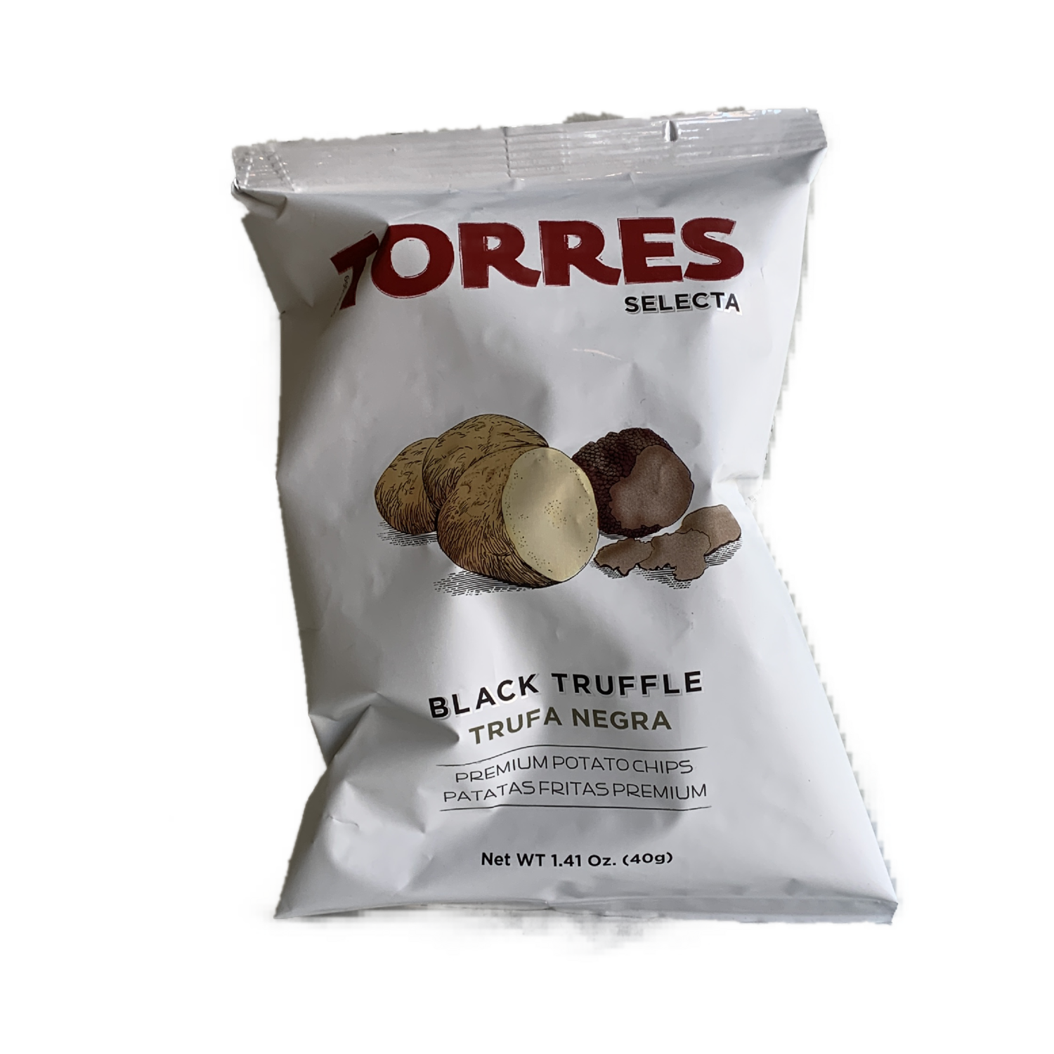 Torres Truffle Chips Small