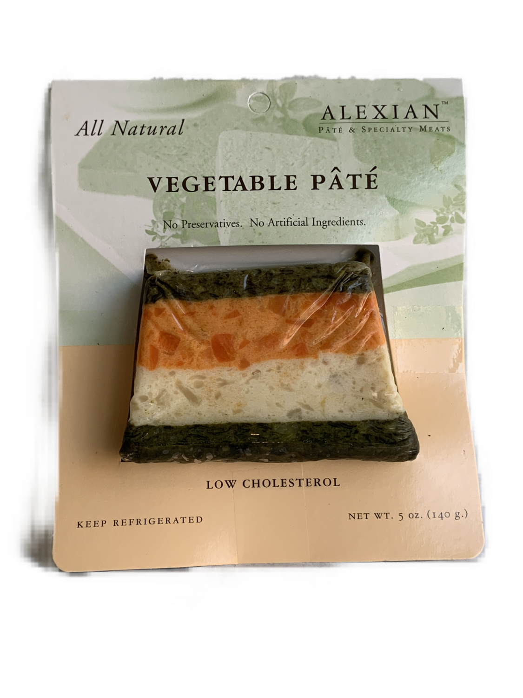 ALEXIAN Vegetable pate