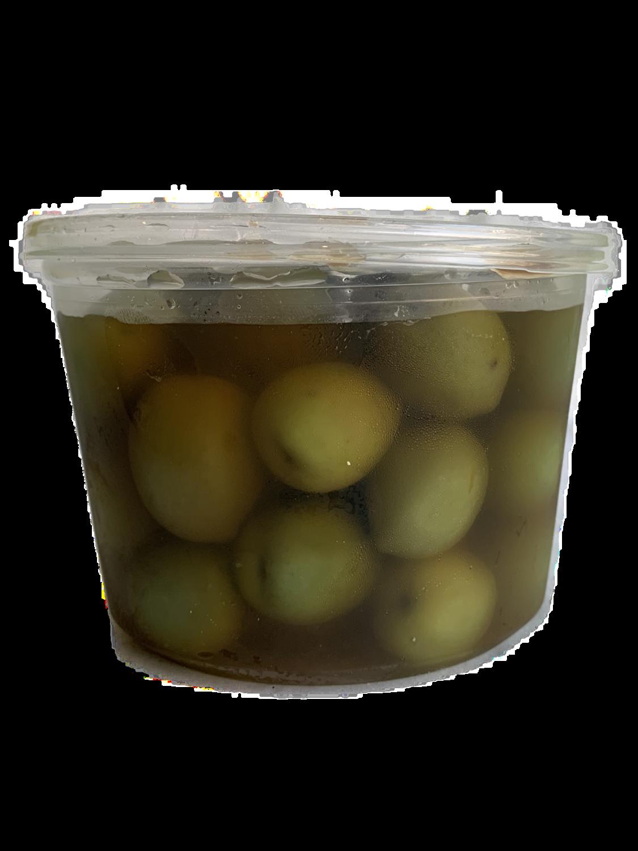 castelveltrano olives 16 oz. container