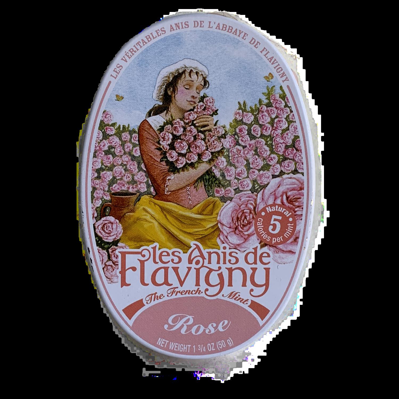 Les Anis De Flavigny Rose Candy